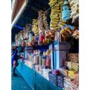Уличная еда Индии