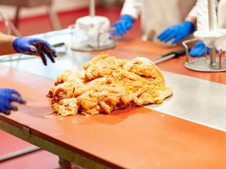 Замаринованное мясо курицы для шаурмы Happy Doner