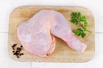 Окорок куриный охлажденный
