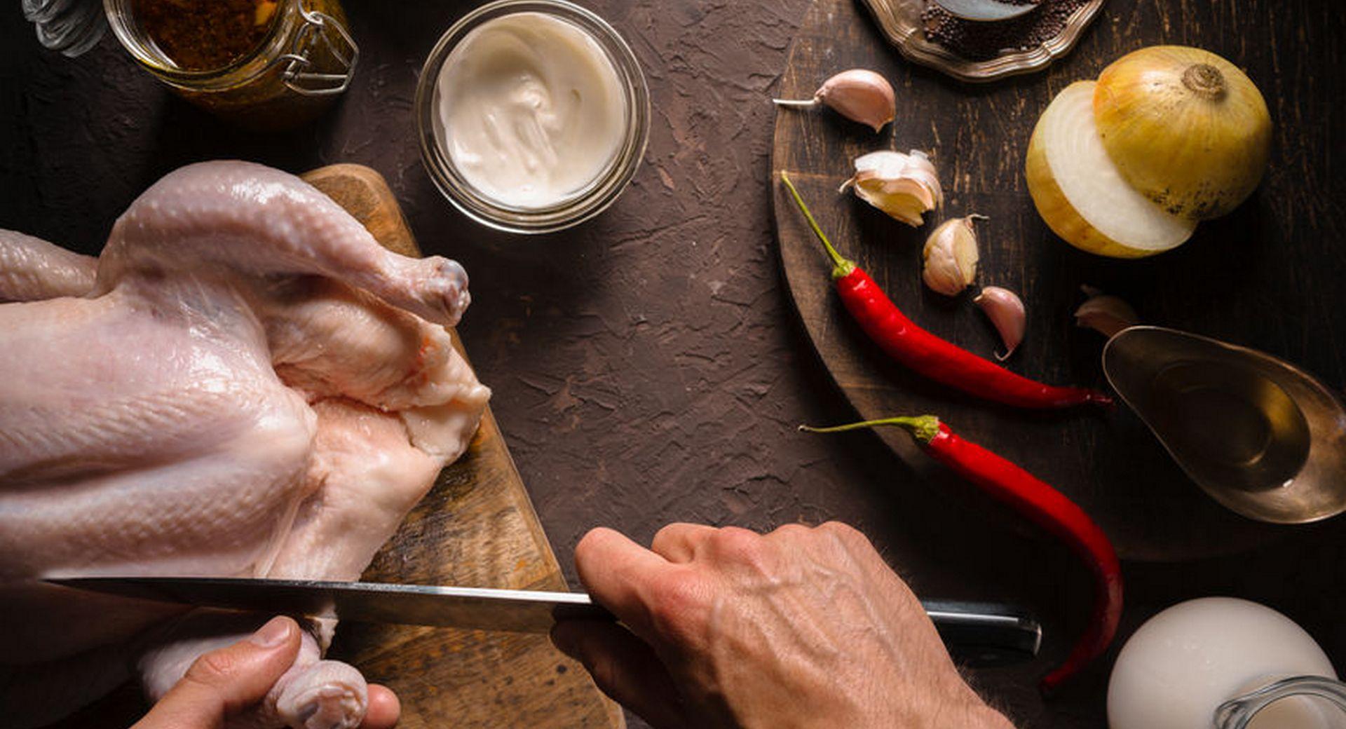 Суповой набор или каркас куриный